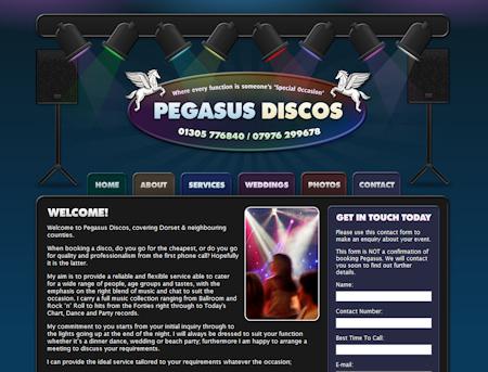 Pegasus Discos