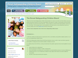 Dorset Safeguarding Children Board